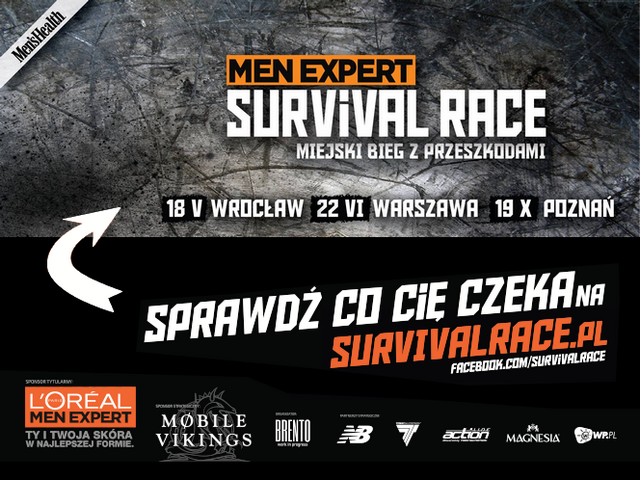 Men Expert Survival Race