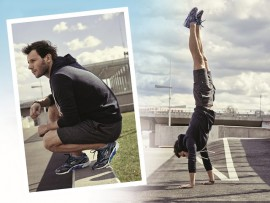 Non stop active with Skechers Performance Division
