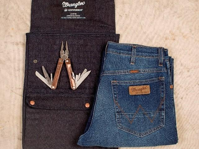 Wrangler X Leatherman