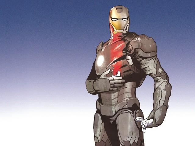 superbohater, Iron Man