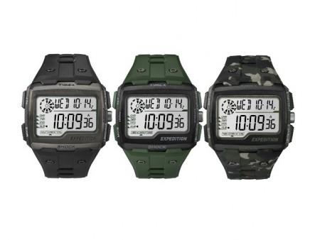Timex Expedition, Timex