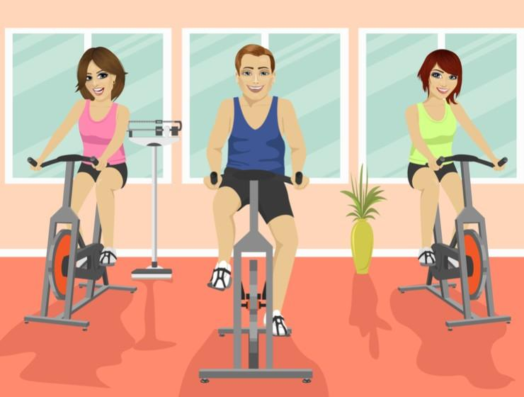 Indor cycling, spinning