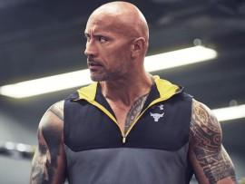 Under Armour i Dwayne Johnson