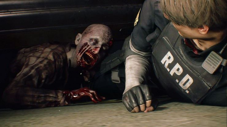 Resident Evil Test gry