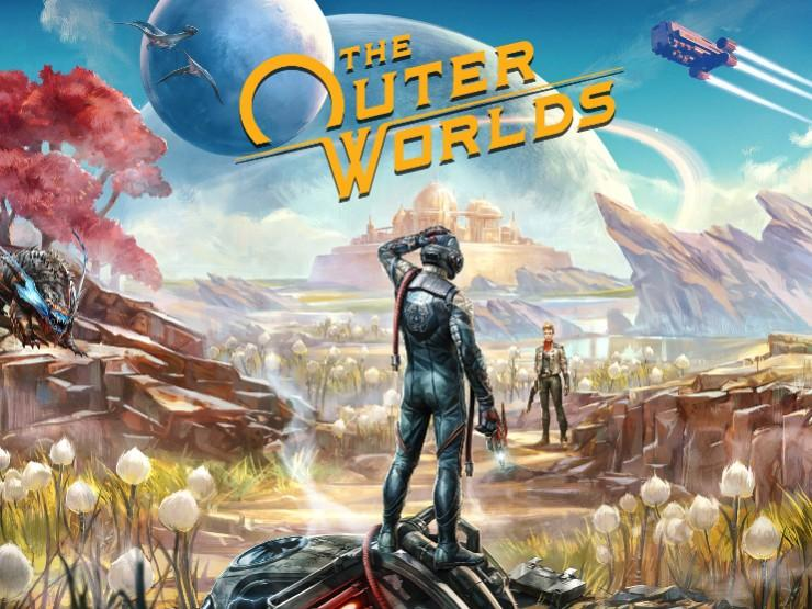gry, The Outer Worlds