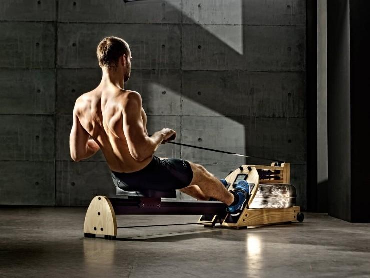 ergometr, WaterRower Home A1