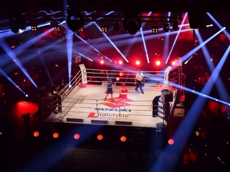 Suzuki Boxing Night III