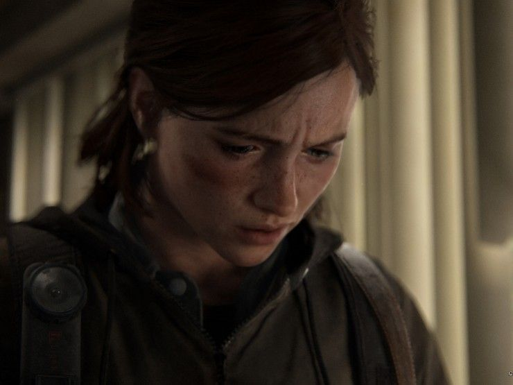 gry, The Last of Us