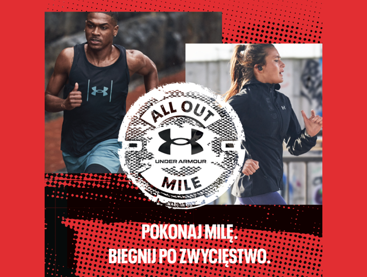 Under Armour All Out Mile